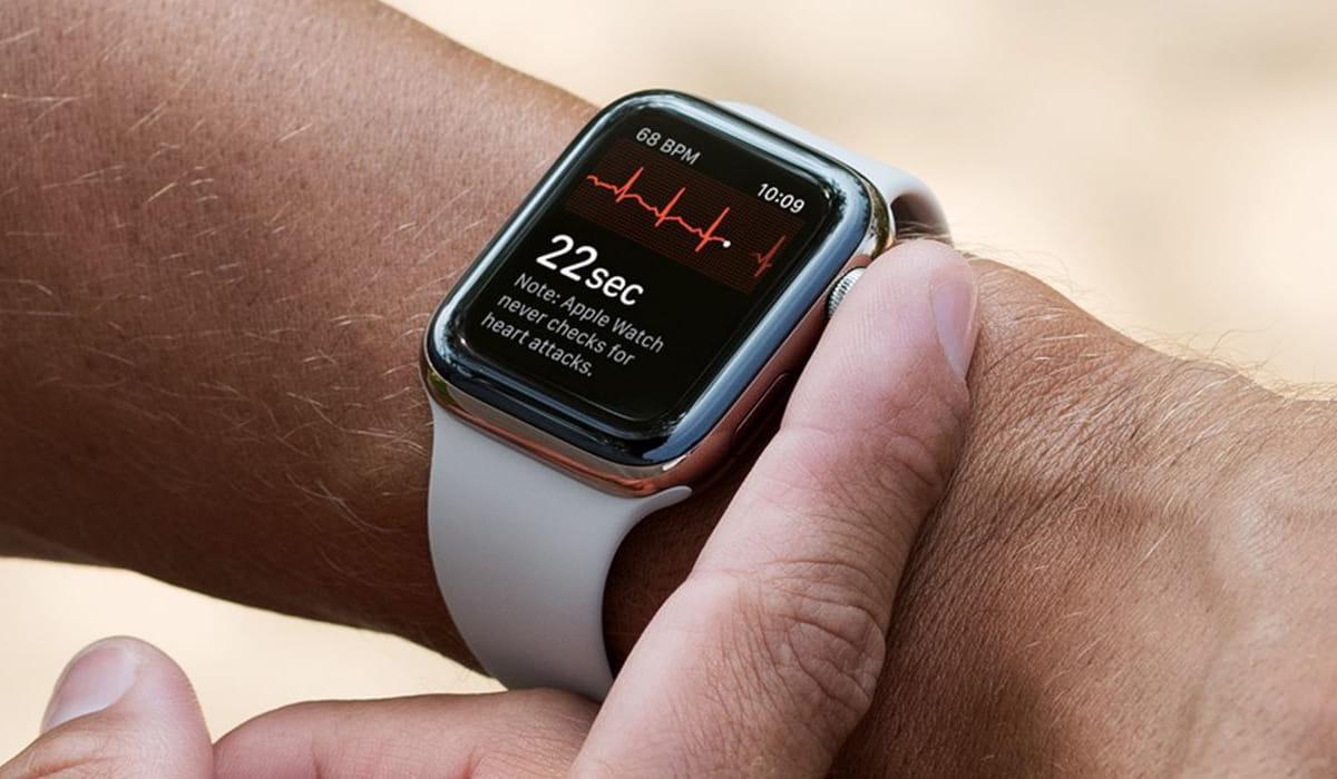 Apple Watch Salva Vida