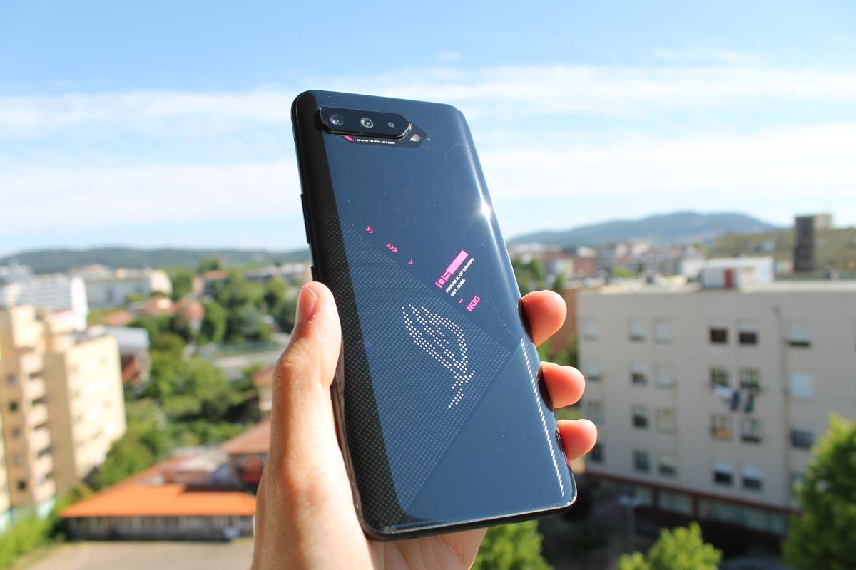 Asus ROG Phone 5, Asus ROG Phone 5S