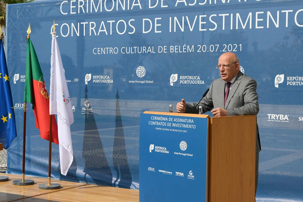 Ministro de Estado e dos Negócios Estrangeiros, Augusto Santos Silva