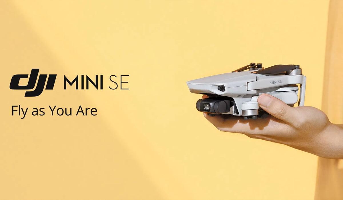 DJI Mini SE global