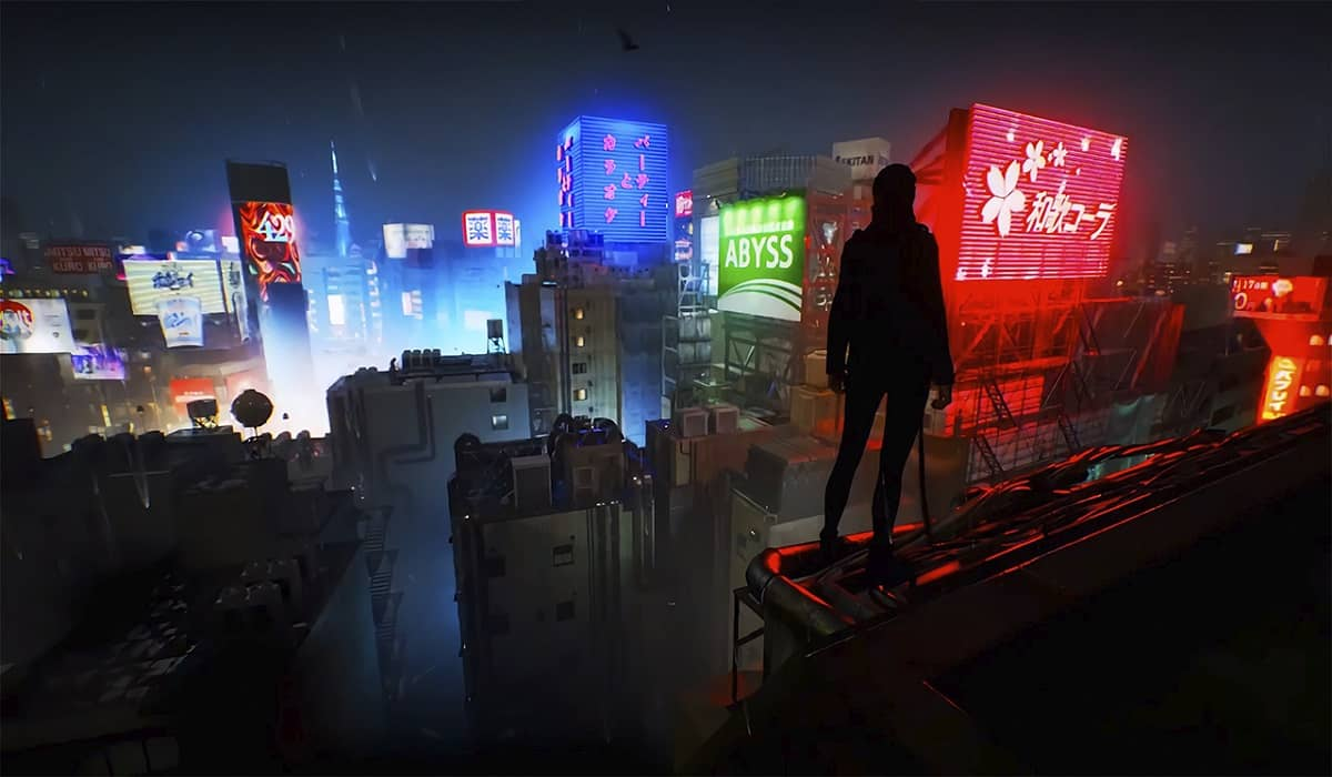 Ghostwire: Tokyo PS5