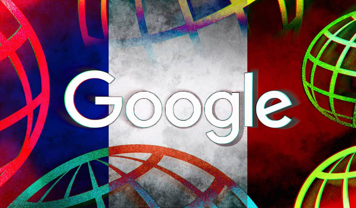 Google Multa França