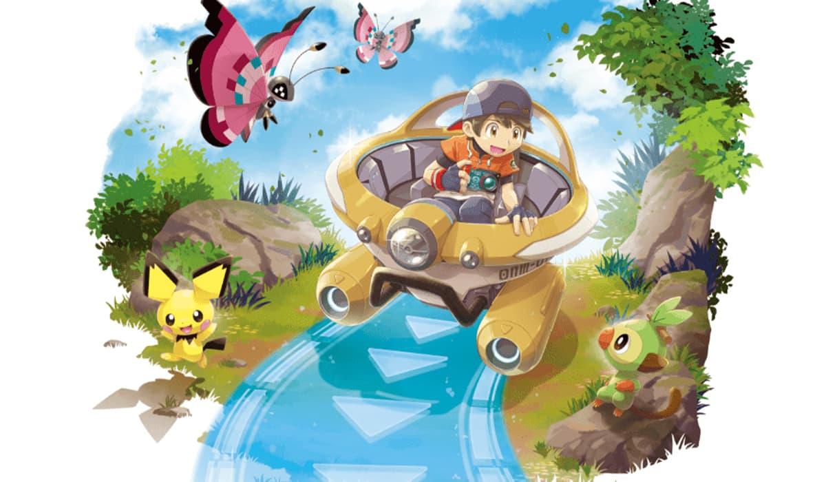Nintendo Switch Portugal Pokemon