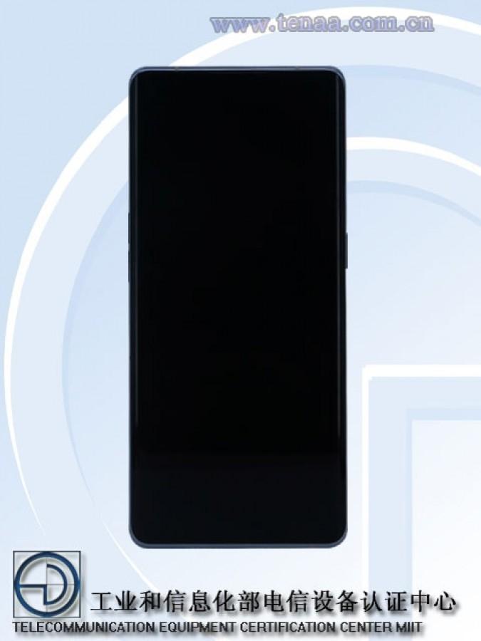 Alegado design do Realme X9 Pro