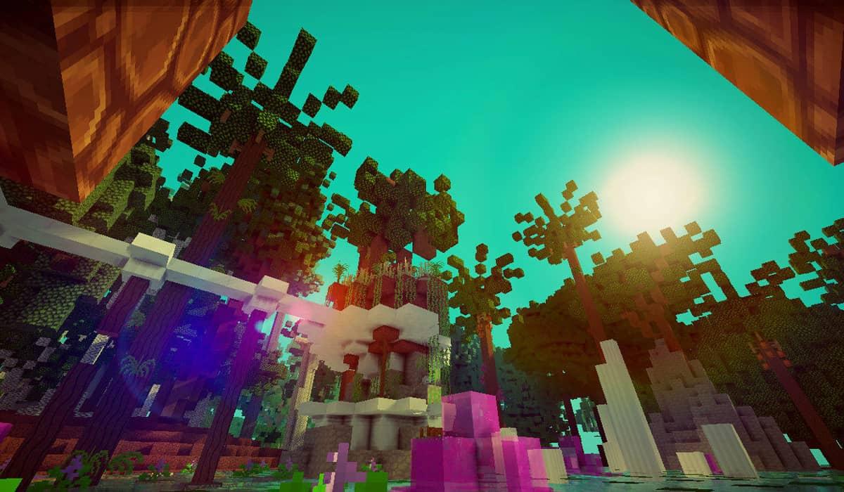 Teramia Mapa Minecraft Aventura