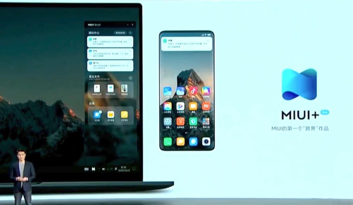 Xiaomi MIUI+ smartphones