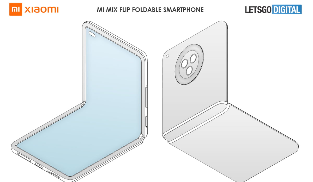 Xiaomi Mi MIX Flip Samsung Galaxy Z Flip