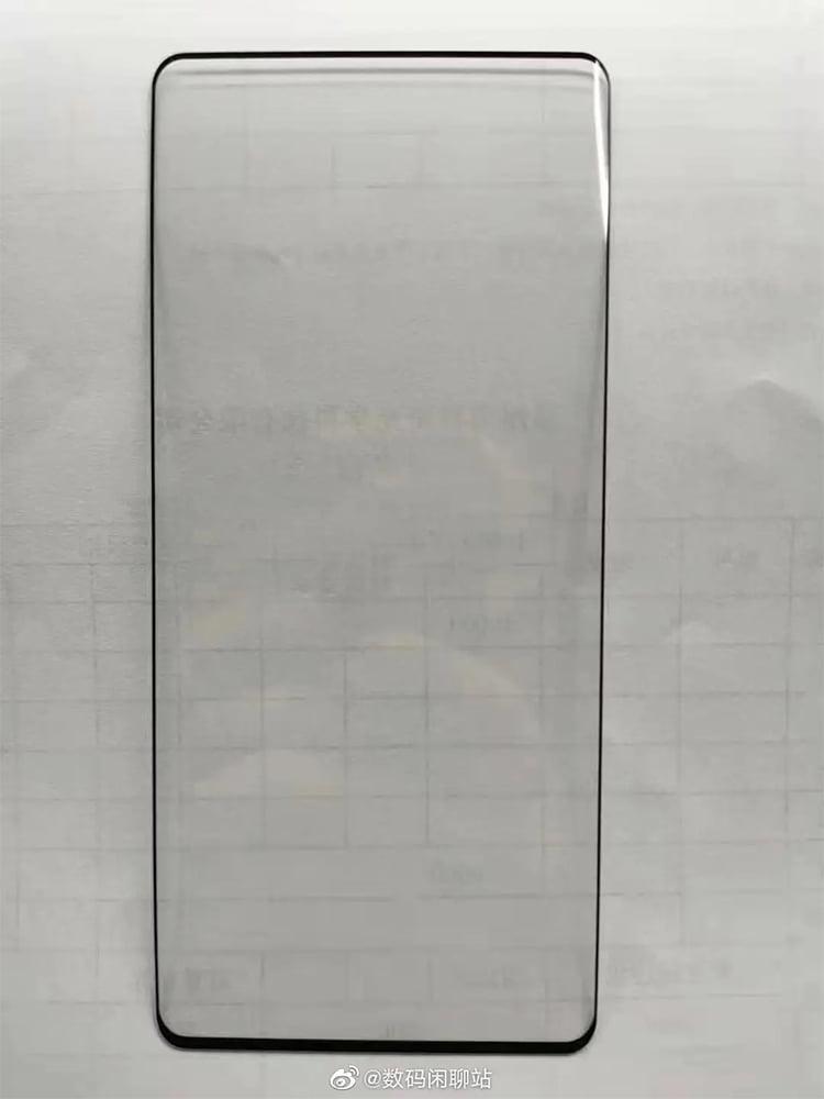 Xiaomi Mi Mix 4 vidro