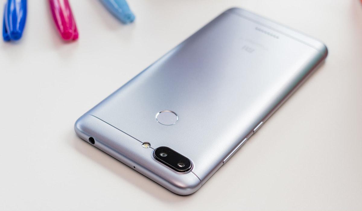 Xiaomi Redmi 6 MIUI 12
