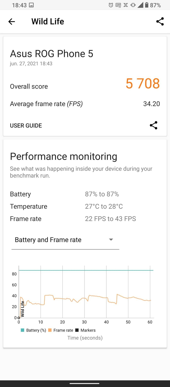 asus teste 3 análise, Asus, Asus ROG Phone 5, gaming, mobile, Republic of Gamers, review, ROG, smartphone