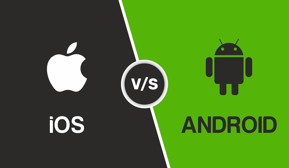 iPhone Android Apple