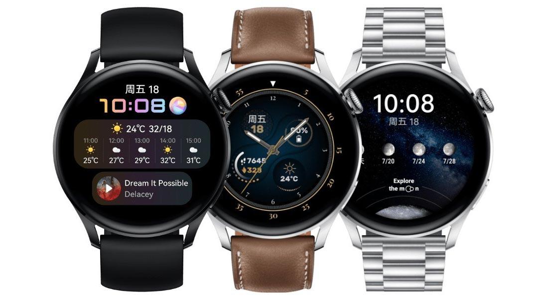 Huawei Watch Series 3