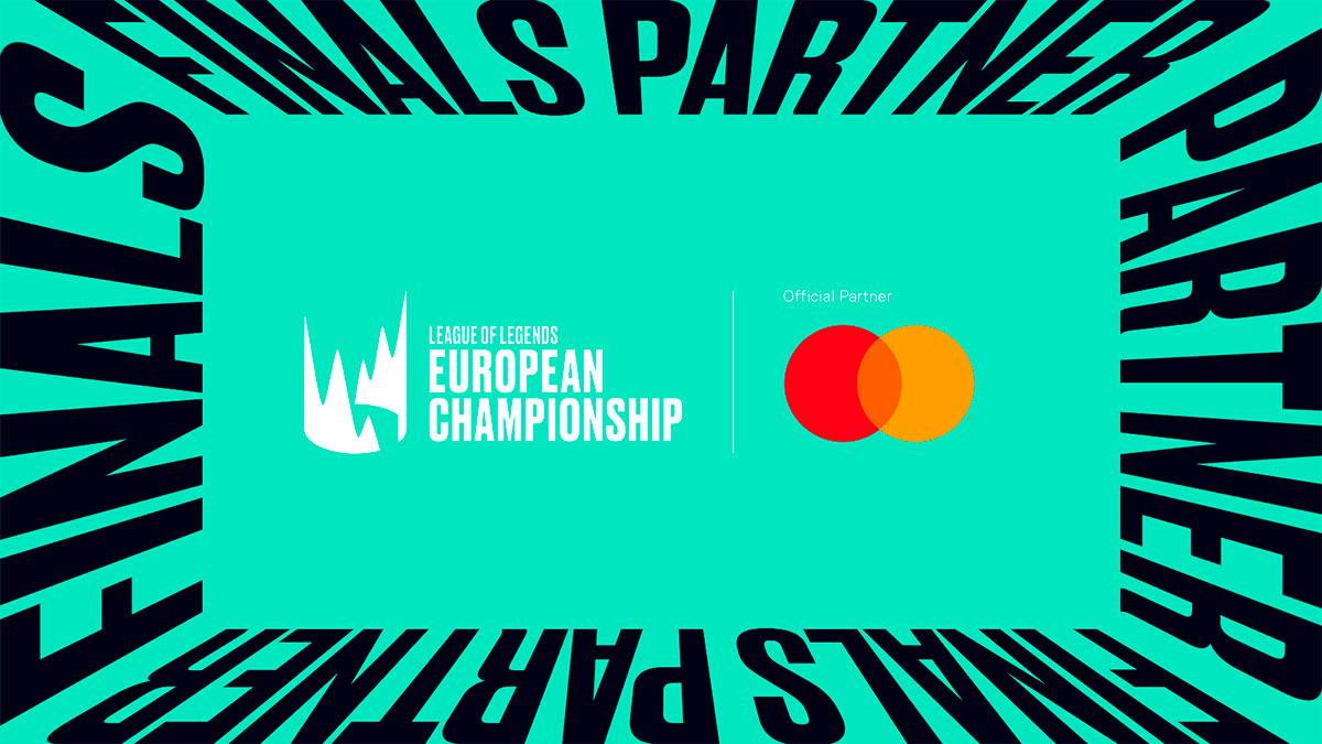 Mastercard patrocina o Campeonato Europeu de League of Legends
