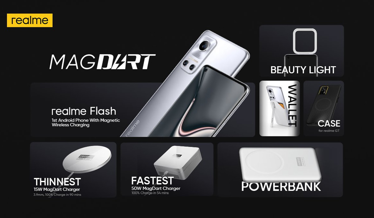 Realme MagDart Apple MagSafe