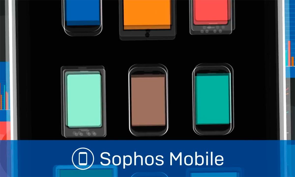 Solução de segurança Sophos Mobile ganha nova versão