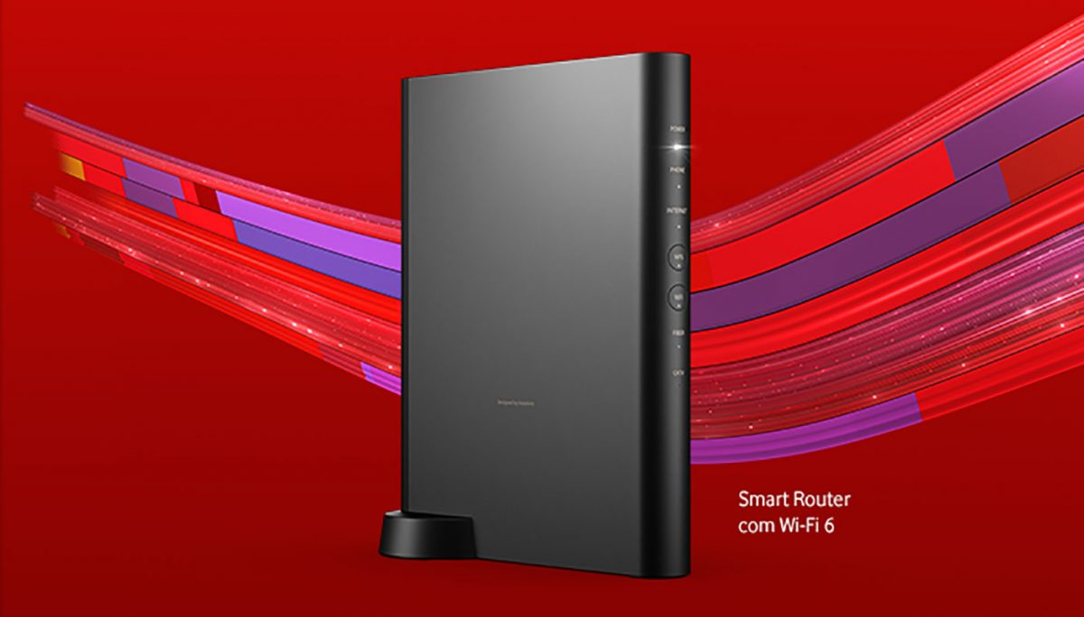 Smart Router Wi-Fi 6