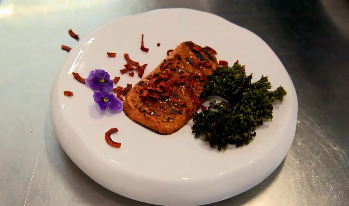 """Conheça o """"bife 3D"""", uma alternativa vegetariana para o consumo de carne"""