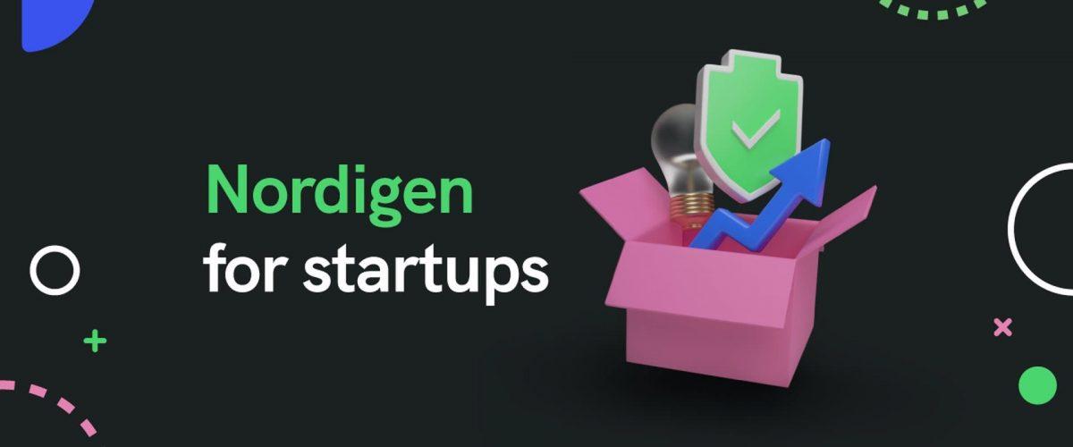 nordigen for startups open banking europa