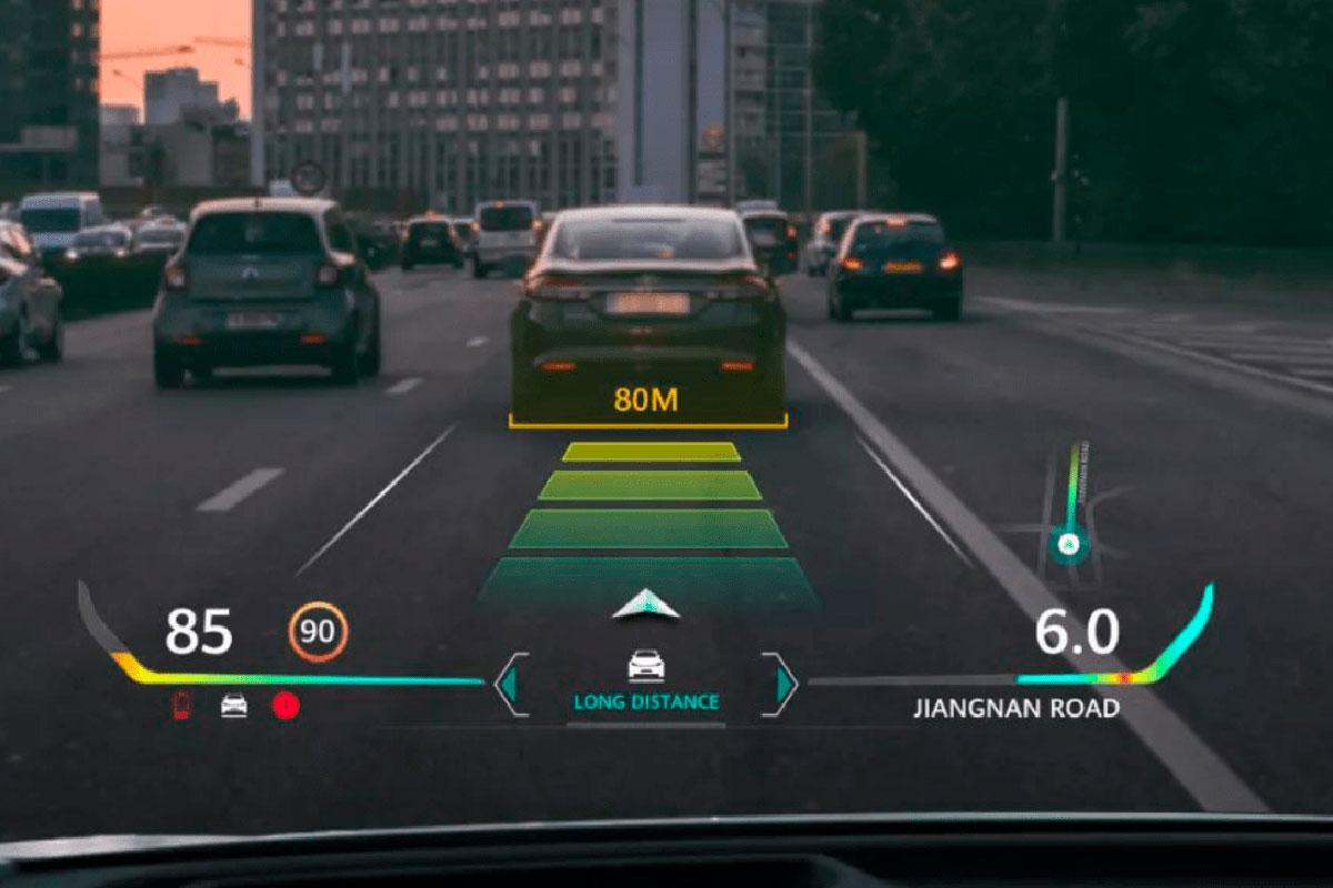 HUAWEI transforma para-brisas em ecrã de Realidade Aumentada