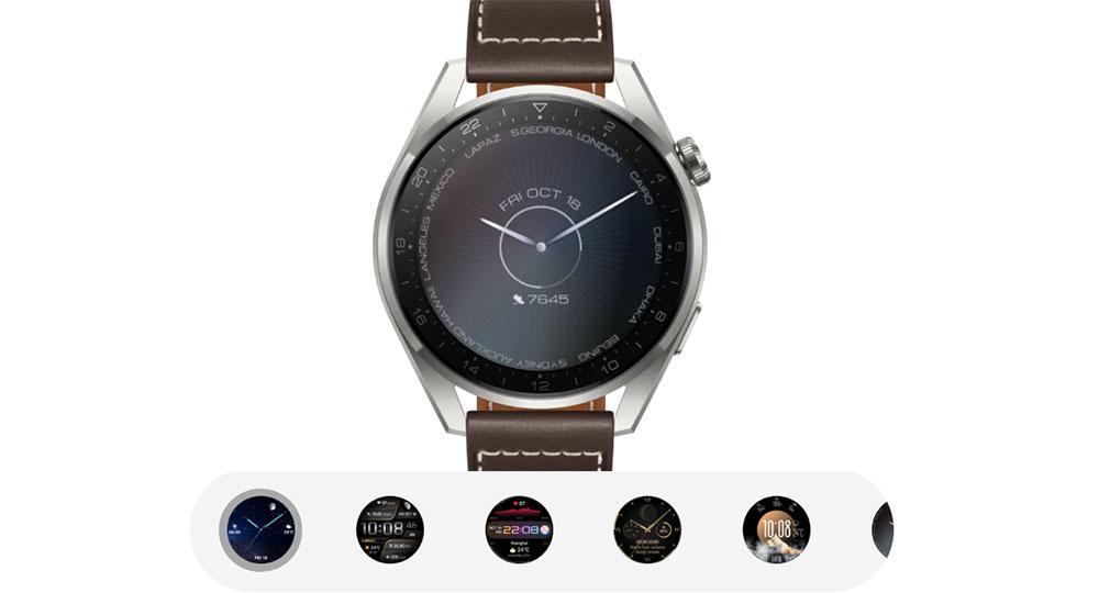 Huawei Watch 3 Pro é melhor smartwatch 2021-2022 para a EISA