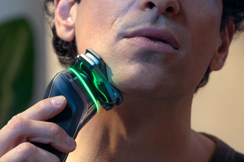 Philips S9000: máquina de barbear com IA