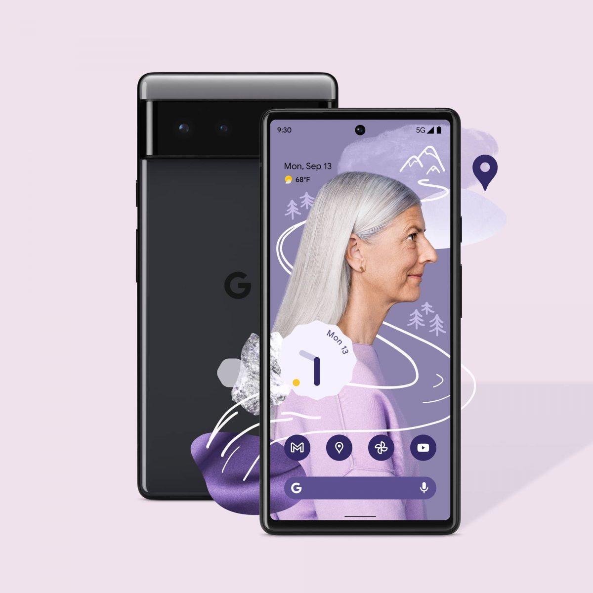 Pixel 6 e Pixel 6 Pro