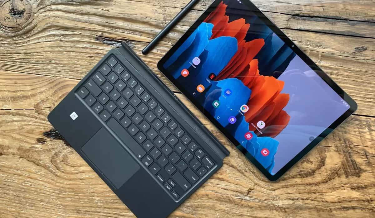 Samsung Galaxy Tab S7 promoção Amazon tablet android