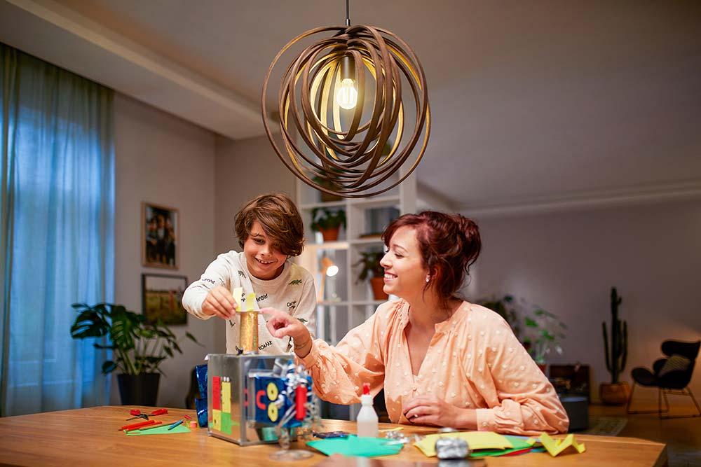 lâmpadas LED classe A da Philips