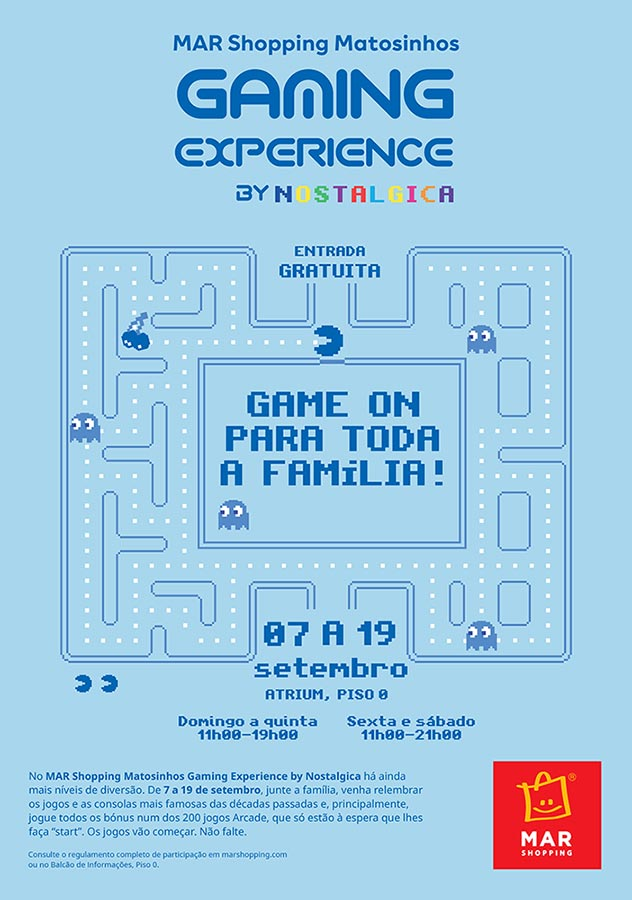 Gaming Experience no Mar Shopping